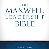 The Maxwell Leadership Bible (2182R)