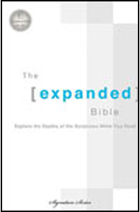 Bible 1552 Expanded Full Edition - Multicolor