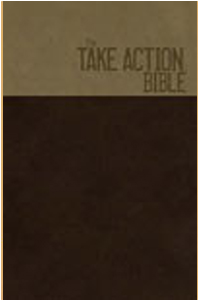 NKJV 3013TA Take Action - Copper/Earth Brown