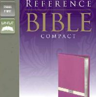 King James Version Reference Bible, Compact