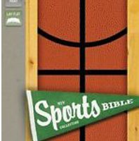 NEW Sports Collection Bible, NIV -- Basketball by Zondervan Publishing Leather