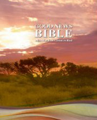 GOODNEWS BIBLE STANDARD HARDCOVER (GNB043PSR WCR) PUBLISHER-BIBLE SOCIETY OF NIGERIA