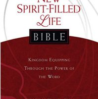 New Spirit-Filled Life Bible (NLT/Study, 4552, Signature Series)