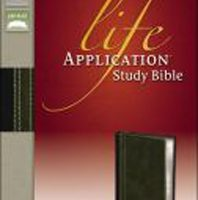 The NIV Life Application Study Bible helps you understand what God's Word means for your life today. This Personal Size Black Bonded Leather edition is full of features that help you take hold of the Bible's timeless lessons and live out your faith in practical ways. What does God's Word mean for my life today? One of today's best-selling study Bibles, the NIV Life Application Study Bible sheds light on the stories and teachings of scripture from Genesis to Revelation. Learn from the stories of major Bible characters by exploring their strengths, weaknesses, accomplishments, and mistakes. Hear and respond to the truths of Scripture through overviews, outlines, and time lines at the beginning of each book, and grasp difficult concepts using in-text maps, charts, and diagrams. With all these study tools and more, the NIV Life Application Study Bible is a powerful resource that translates Biblical truths into practical living.